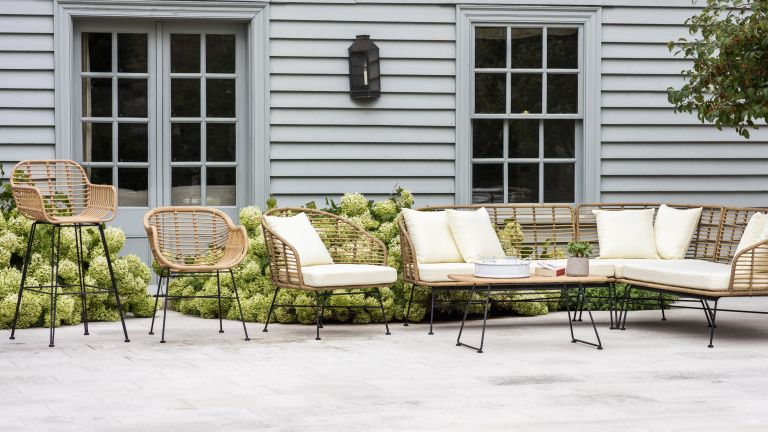 Best garden chairs: Garden Trading Hampstead collection