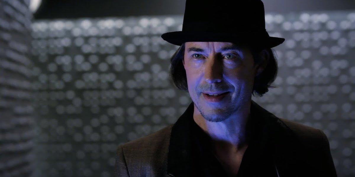 Tom Cavanaugh as Sherloque Wells in The Flash