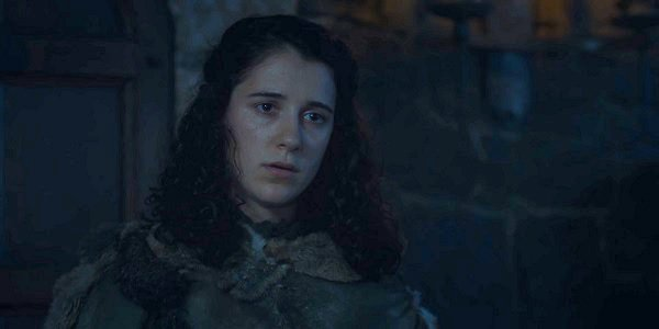 Meera Reed Ellie Kendrick Game Of Thrones HBO
