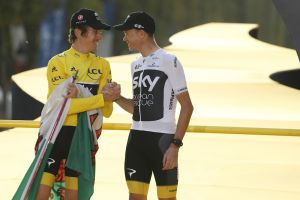 Geraint Thomas reveals tension with Team Sky over Chris Froome during Tour  de France 5cc54a898