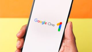 Google One on an Android device