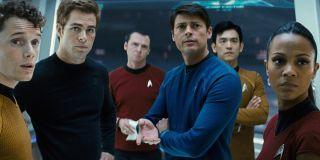 The Cast of 2009's Star Trek