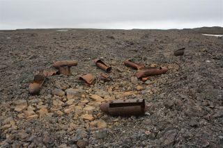 Secret German World War II Base Rediscovered Near North Pole