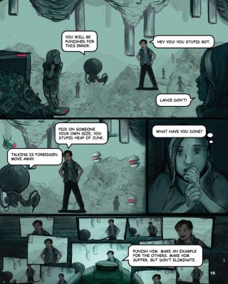 Fun Graphic Novel Introduces Kids to Coding