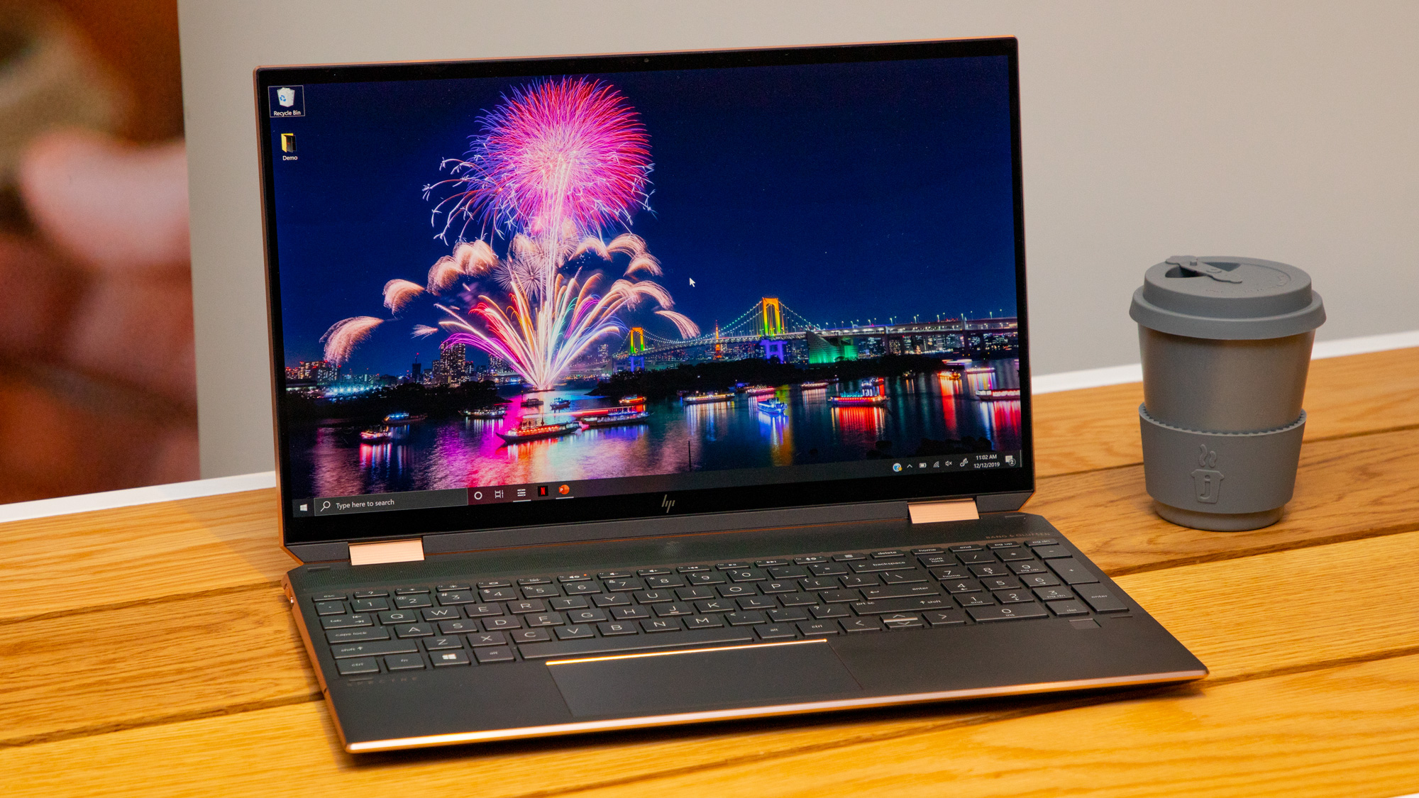 Hp Spectre X360 15 2020 Hands On Review Laptop Mag