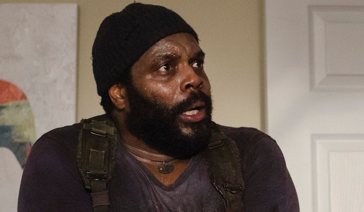 tyreese's death the walking dead tv show