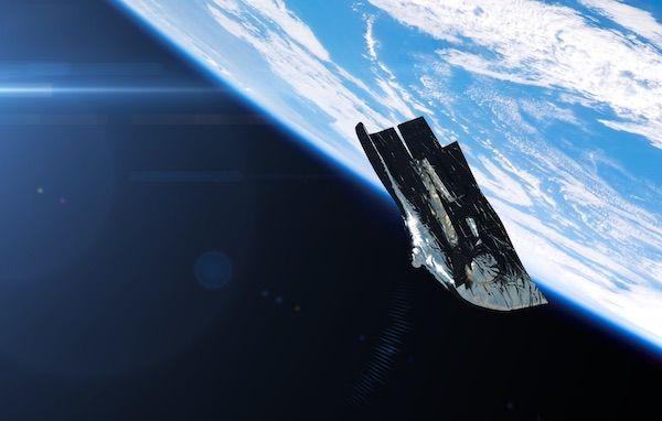 Black Night Satelit