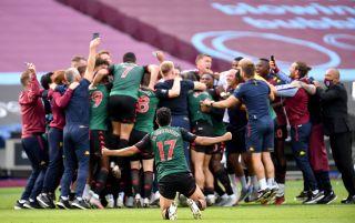 West Ham United v Aston Villa – Premier League – London Stadium