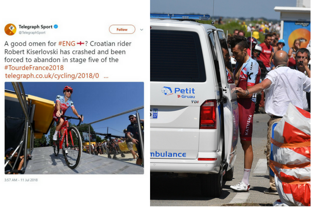 Tour De France Abandoned Riders List