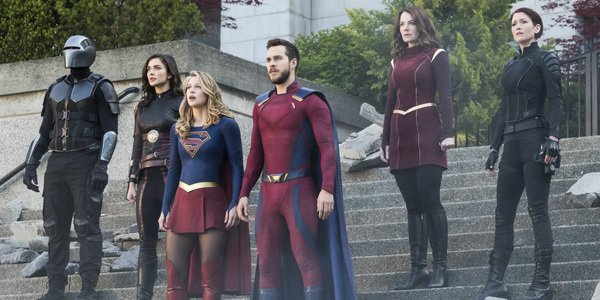 Supergirl's Finale Cliffhanger Revealed An Incredible DC