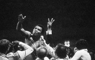 Ken Burns documentary Muhammad Ali on PBS