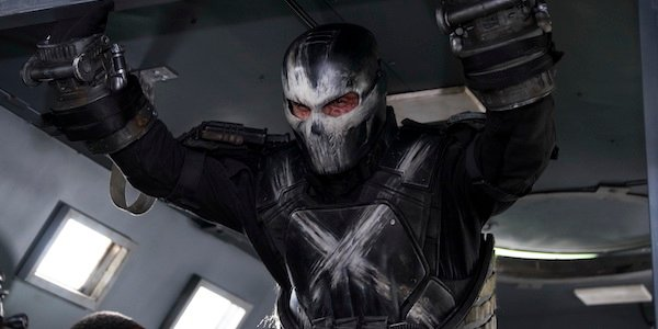 Frank Grillo as Crossbones in Captain America: Civil War