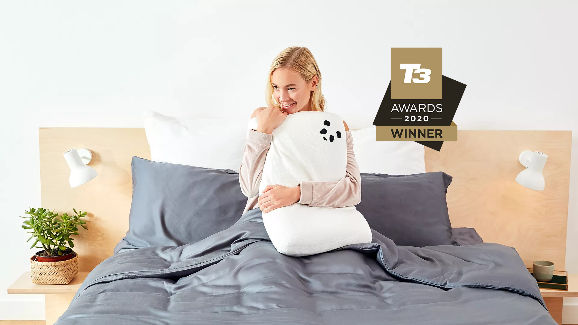 Memory Foam Bamboo Pillow | 30 Night