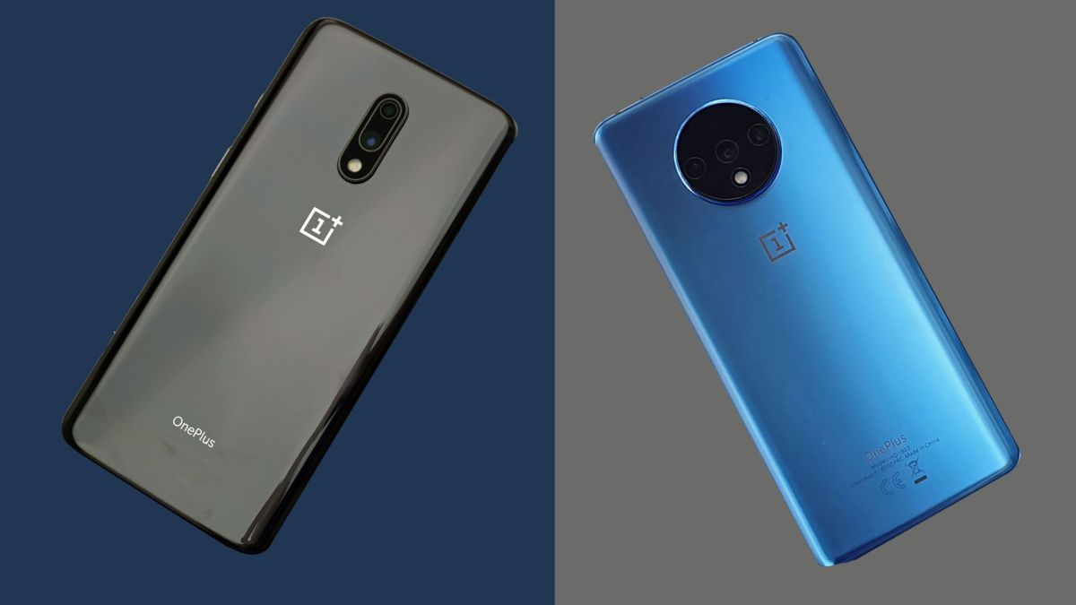 OnePlus 7T vs OnePlus 7: what's new in the upgraded handset?