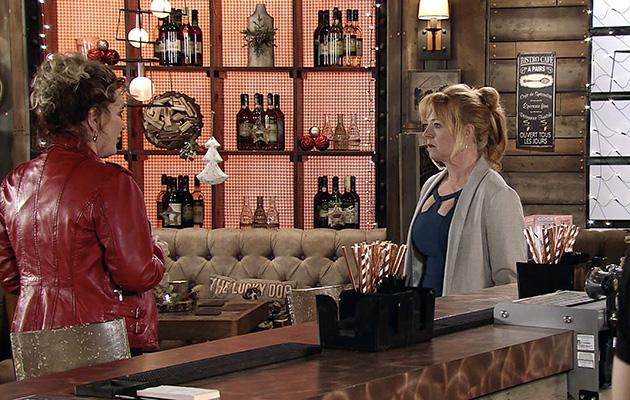 Coronation Street spoilers: Jenny Bradley keeps tabs on Liz and Johnny