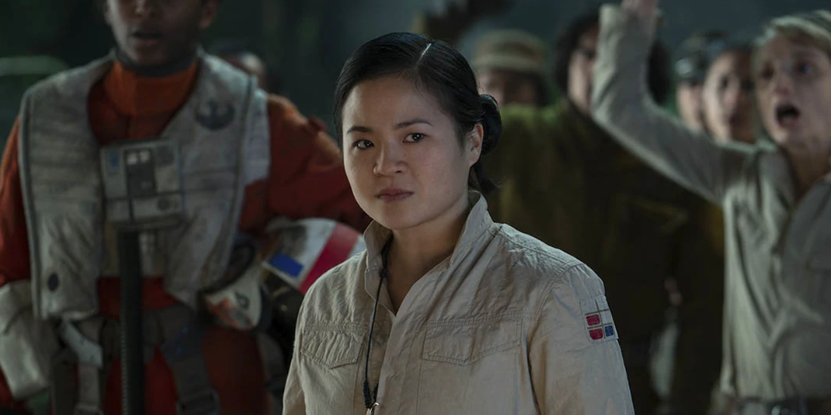 Rose Tico in The Rise of Skywalker