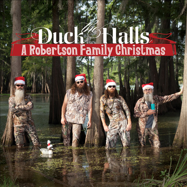 Duck dynasty duck the halls