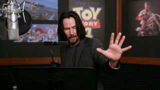 Keanu Reeves Toy Story 4