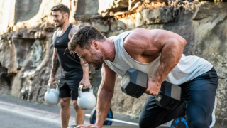 Chris Hemsworth's arm workout to play Thor