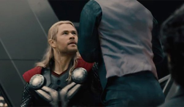 Thor The Avengers