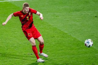 Kevin De Bruyne, Belgium - Stars of Euro 2020