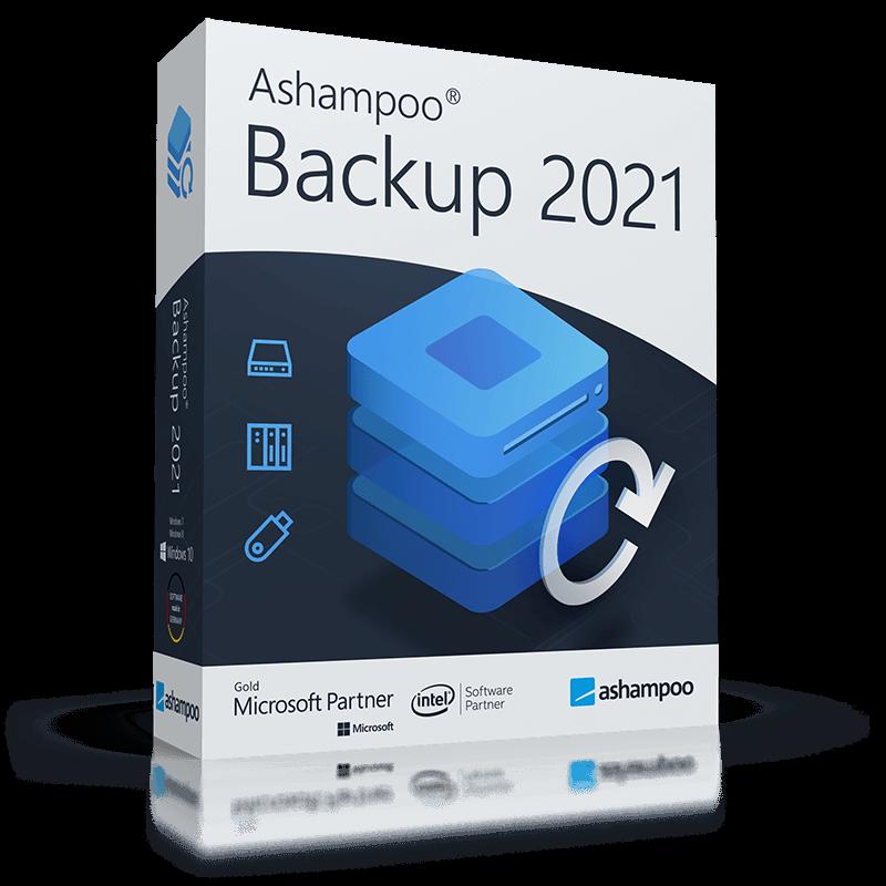 Ashampoo Backup 2021