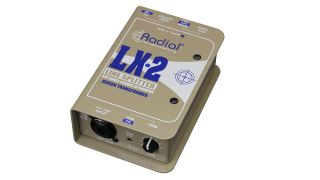 Radial Introduces the LX2 Passive Line Splitter and Attenuator