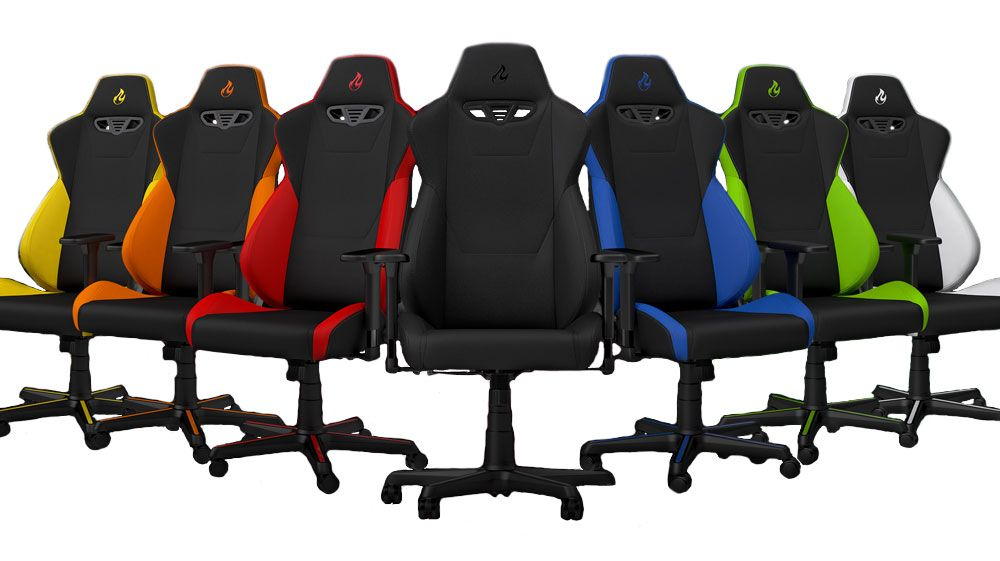 Nitro Concepts Announces A New Gaming Chair With Neck And