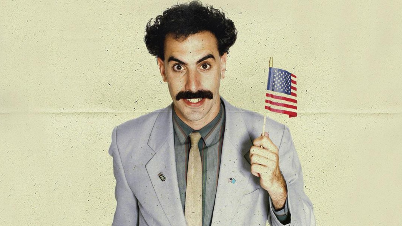 Borat 2 Coming To Amazon As Very Long And Rude Title Announced Gamesradar