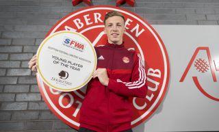 FREE-PIC Lewis Ferguson Aberdeen sw5