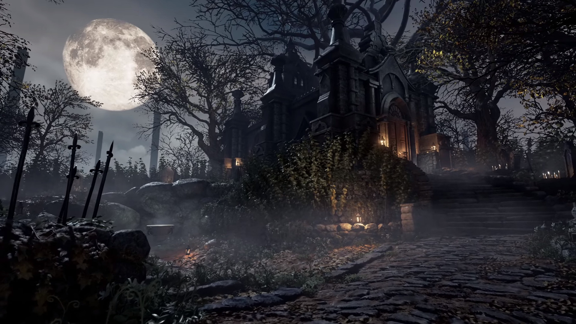 If you thought Bloodborne looked good before, see it rebuilt