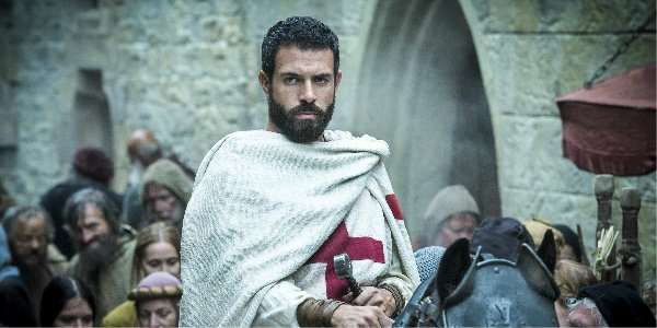 knightfall tom cullen landry history channel