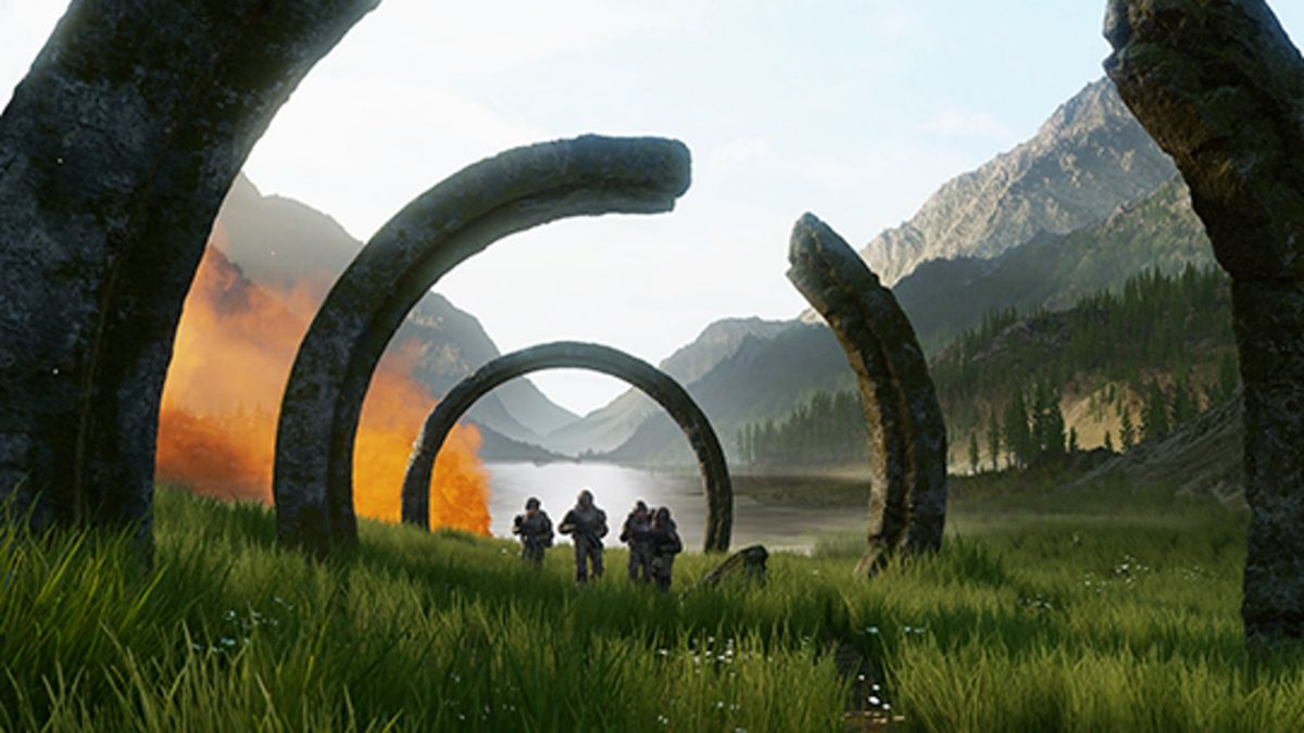 "Halo Infinite won't launch with battle royale, but ""you can probably make your own"" says 343 developer"