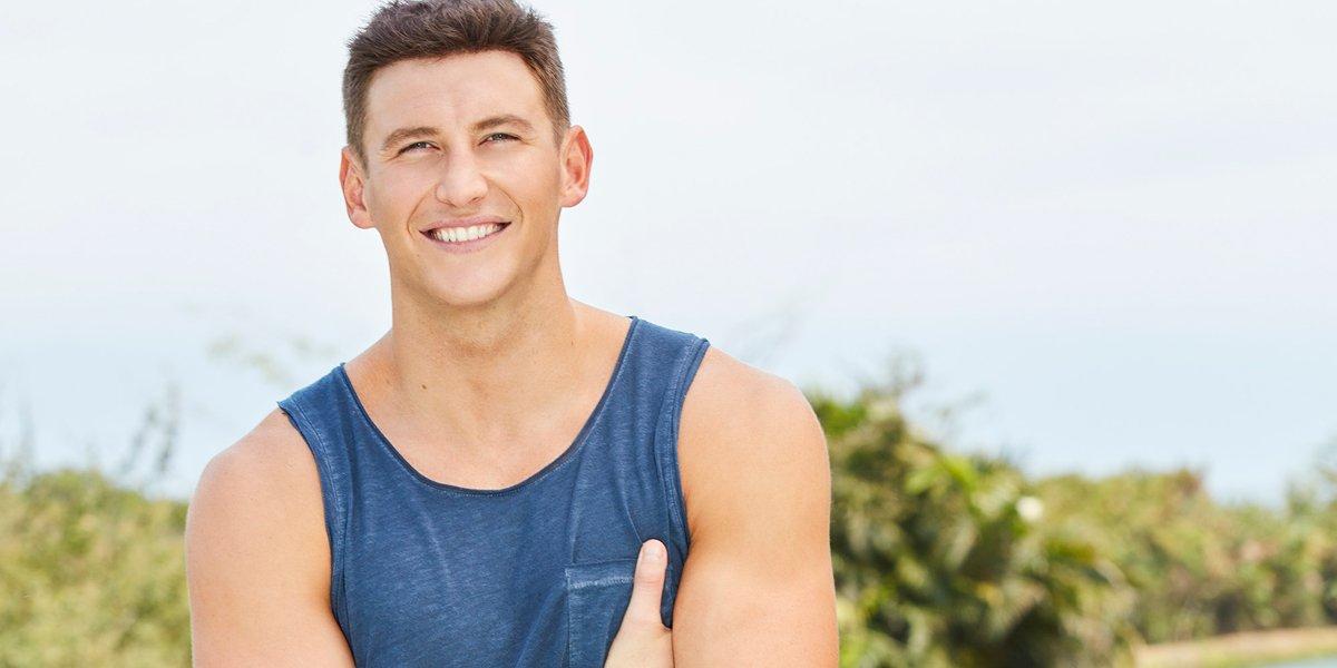 Blake Horstmann in bachelor in paradise