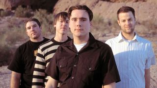 Jimmy Eat World in 2001