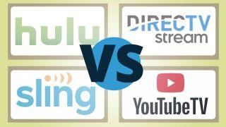 Hulu Live vs YouTube TV vs Sling vs DirecTV Stream