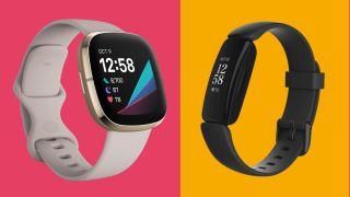 Fitbit Sense vs Fitbit Inspire 2