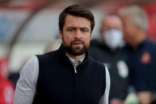 Sunderland v Milton Keynes Dons – Sky Bet League One – Stadium of Light