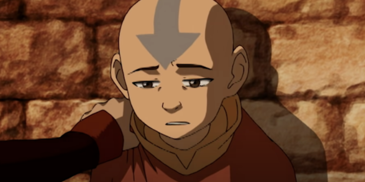 avatar the last airbender aang the drill screenshot