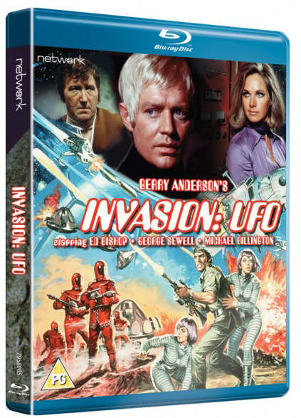 Gerry Anderson's Invasion: UFO gets an exclusive Blu-ray release