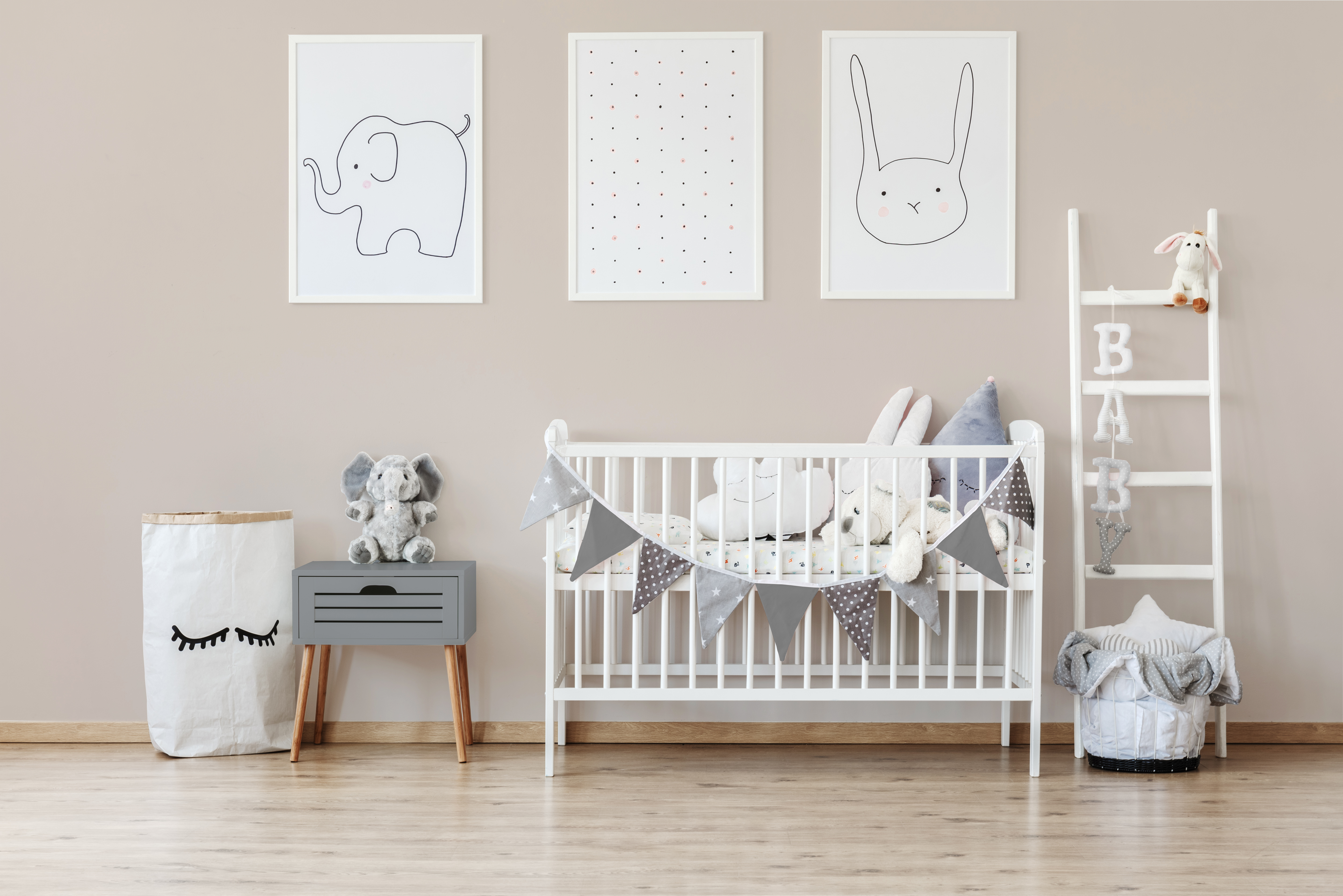 Valspar Reveals Its Number One Nursery Paint Real Homes