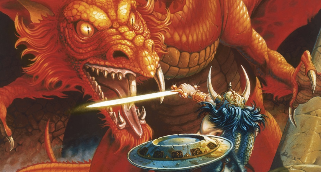 There's a big-budget open-world Dungeons & Dragons game in development