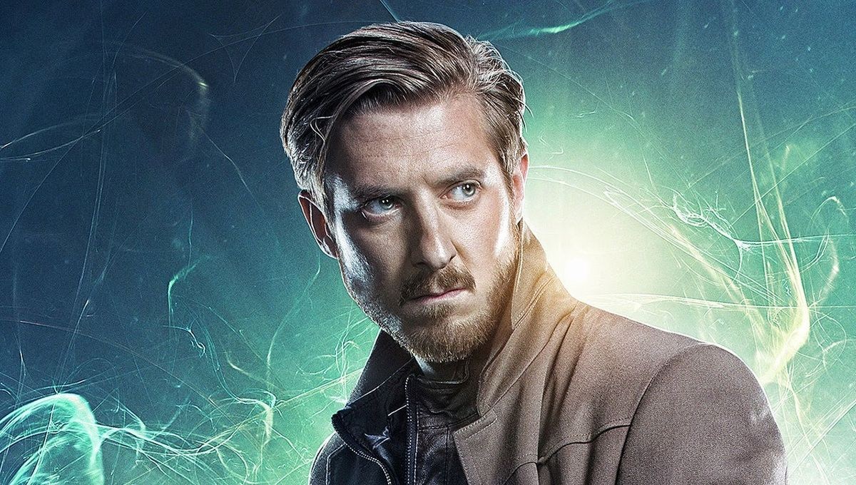 Rip Hunter - Legends of Tomorrow Poster