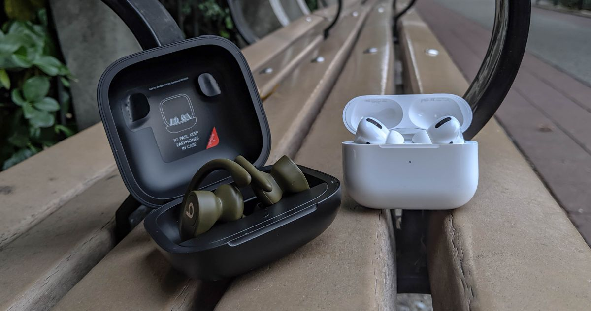 AirPods Pro vs. Beats Powerbeats Pro: Which wireless earbuds win?