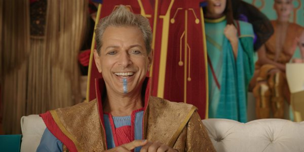 Jeff Goldblum The Grandmaster Thor Ragnarok