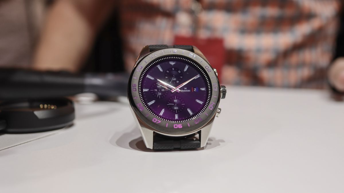 Hands on: LG Watch W7 review