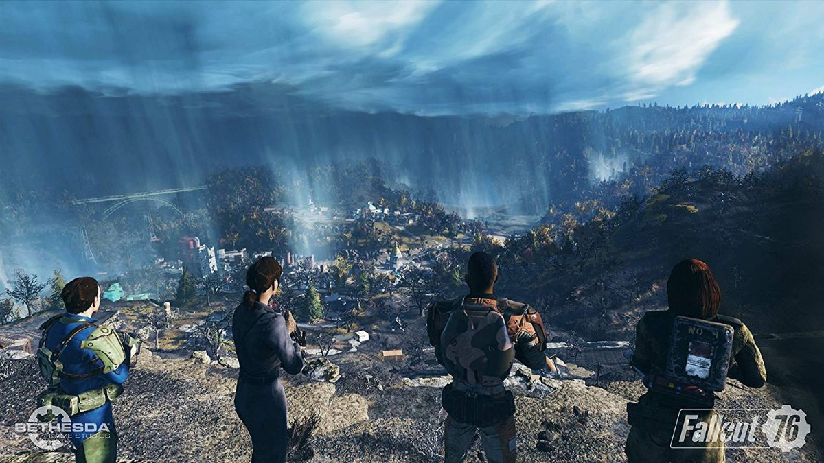 Fallout 76 Price Drops to $35 for Cyber Monday