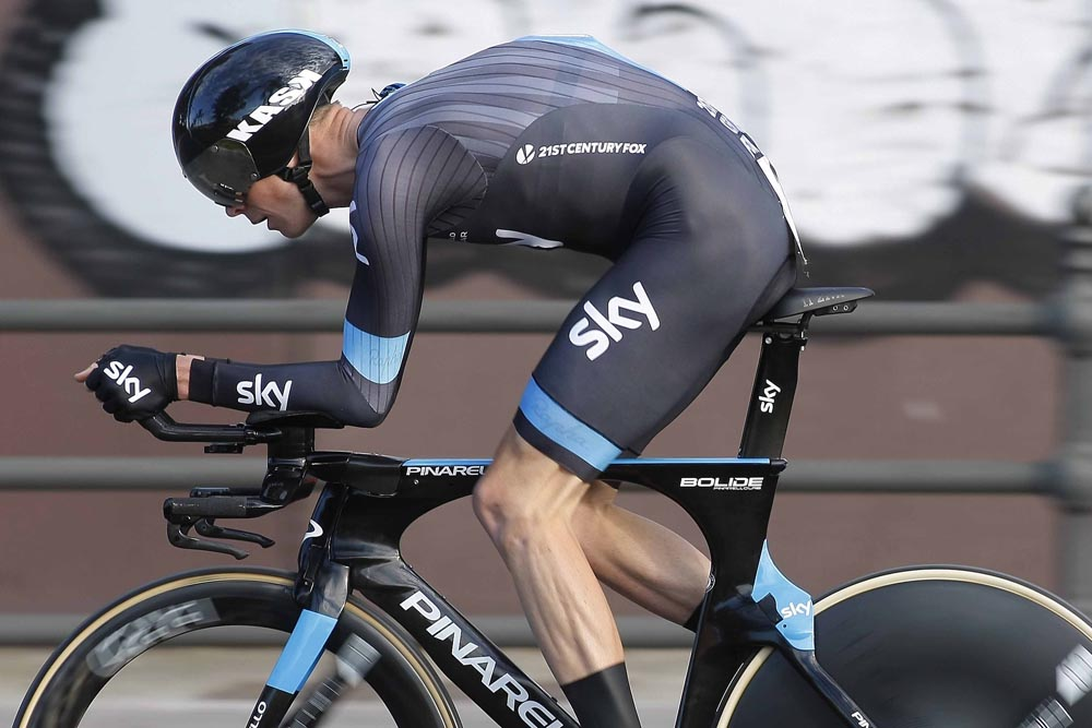 Chris Froome Best Placed To Come Out On Top In Windy Tour De