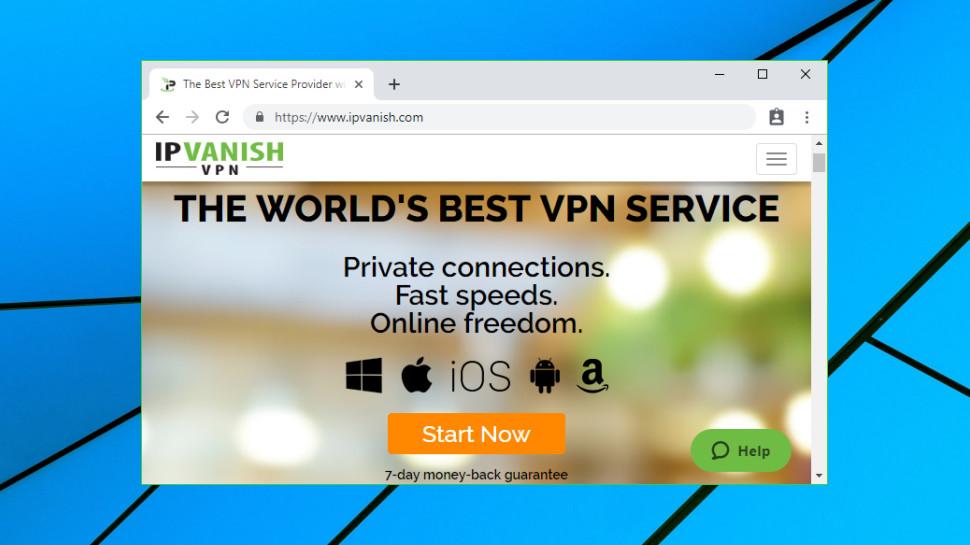 IPVanish VPN review   TechRadar