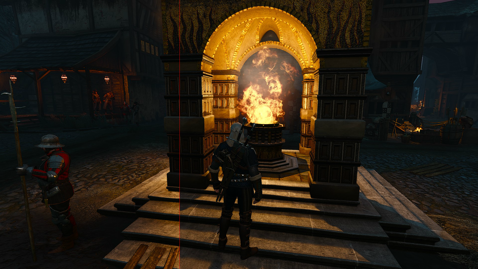 Best Witcher 3 Mods - More Shadows